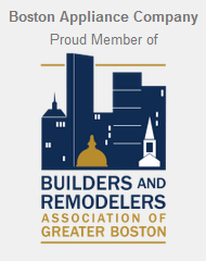 Boston Appliance Company - Proud Member of The Builders and Remodelers of Greater Boston