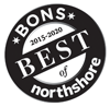 Boston Appliance Winner of Best of Northshore EDITORS' CHOICE AWARD