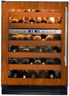 Sub Zero Wine Refrigerator 424g True Dual Zone Fridge Twc24dzroga