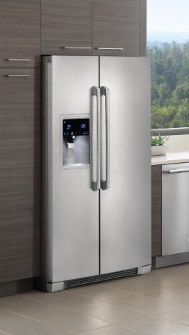 best cabinet depth refrigerator 2