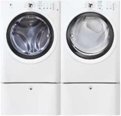 electrolux front load washer dryer