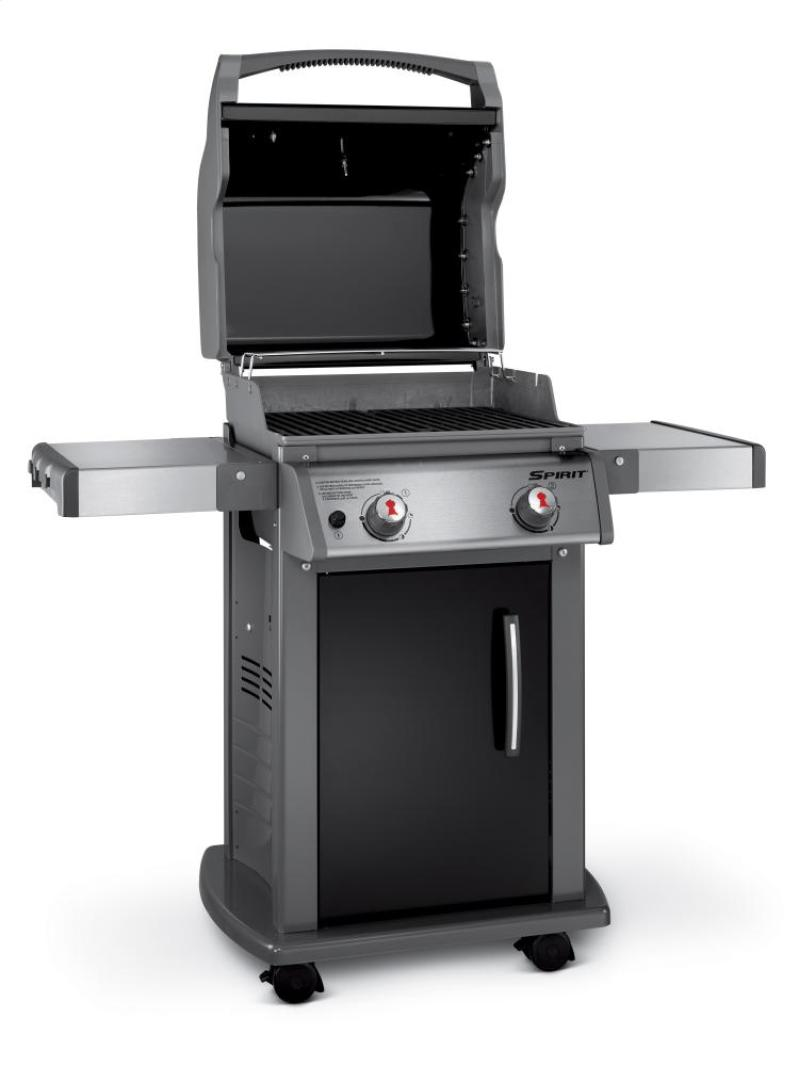 Review: Weber Gas Grill Spirit E 210 (Model # 46110001) Part 70