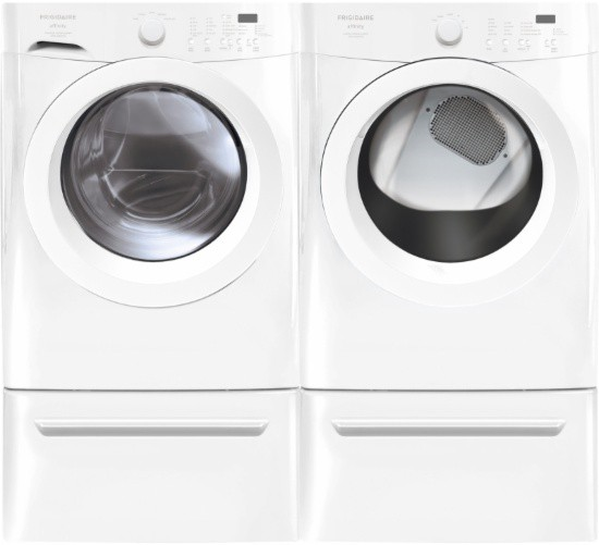 Review Frigidaire Front Load Washer Fafw3801lw