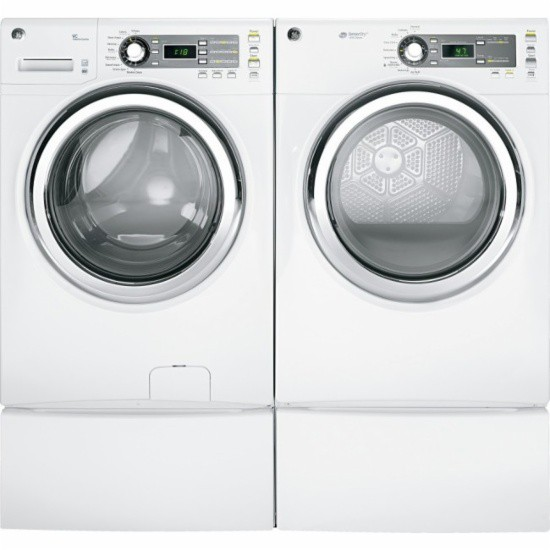 Front Load Washer Gfws1500dww Ge Review