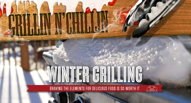 wintergrilling