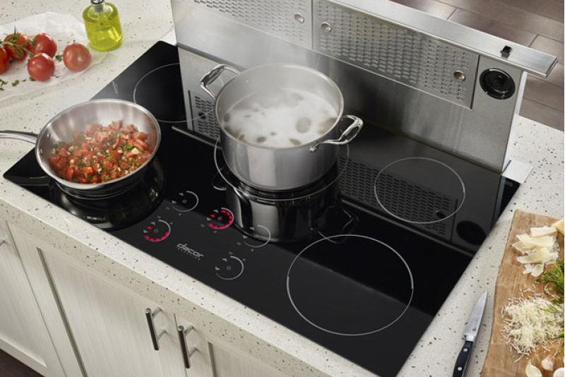 Dacor Induction Cooktop
