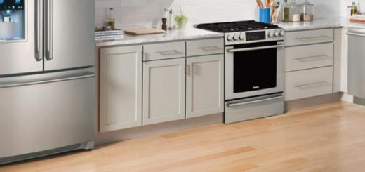 Ovens: Free Standing Front Control VS Slide In Ranges