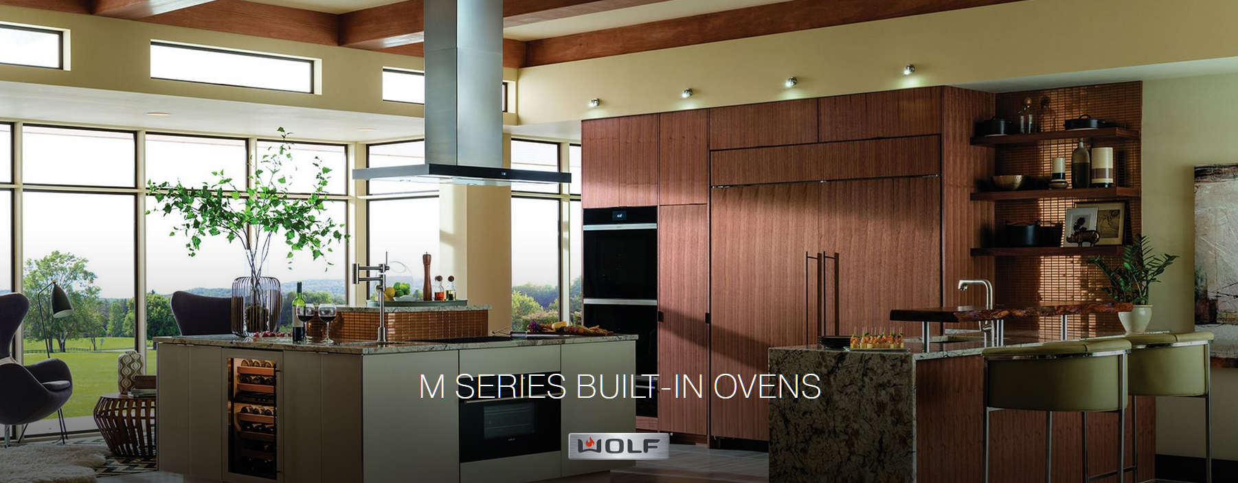 Wolf M Series Built-In Ovens
