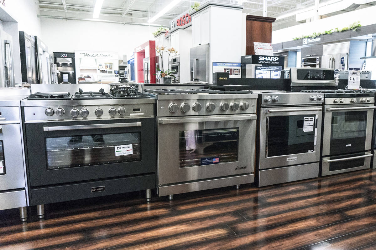 Kitchen Appliance Shopping and Research
