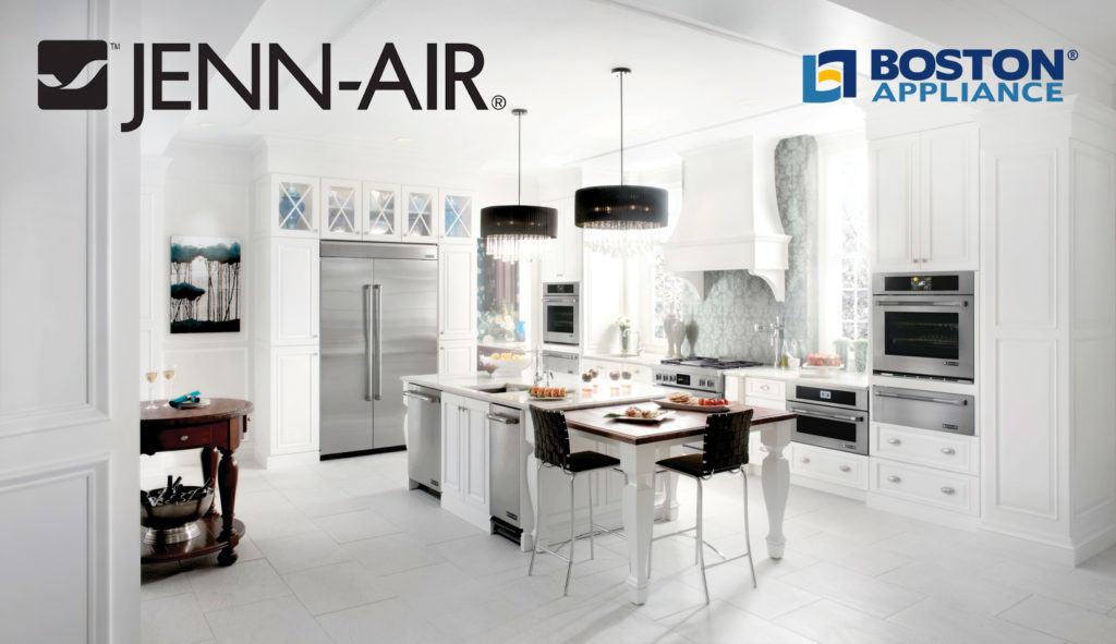 Jenn-Air at Boston Appliance