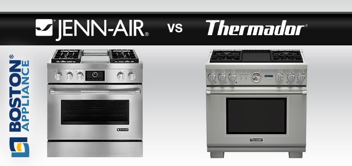 Jenn-Air vs Thermador