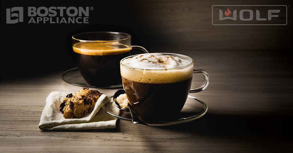 Wolf Built In Coffee Maker System - Boston Appliance - Woburn, MA