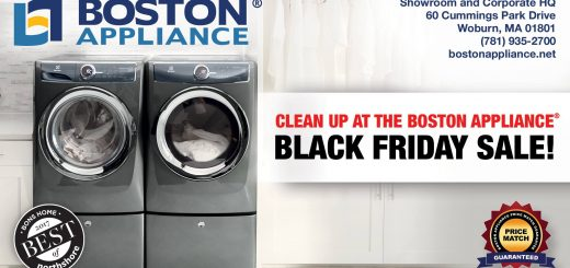 Black Friday Appliance Sale