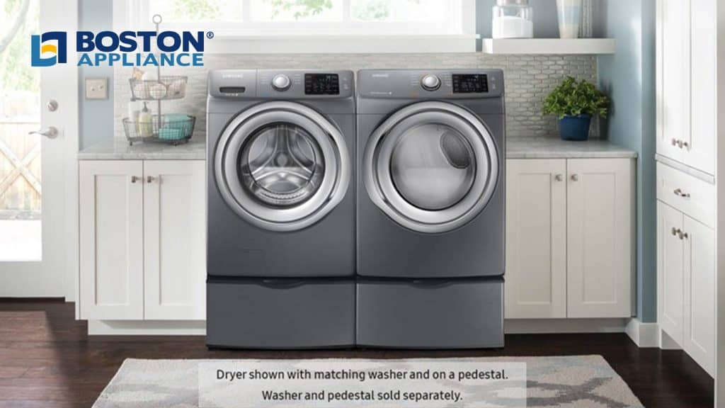 Samsung Electric Dryer DV42H5200EP