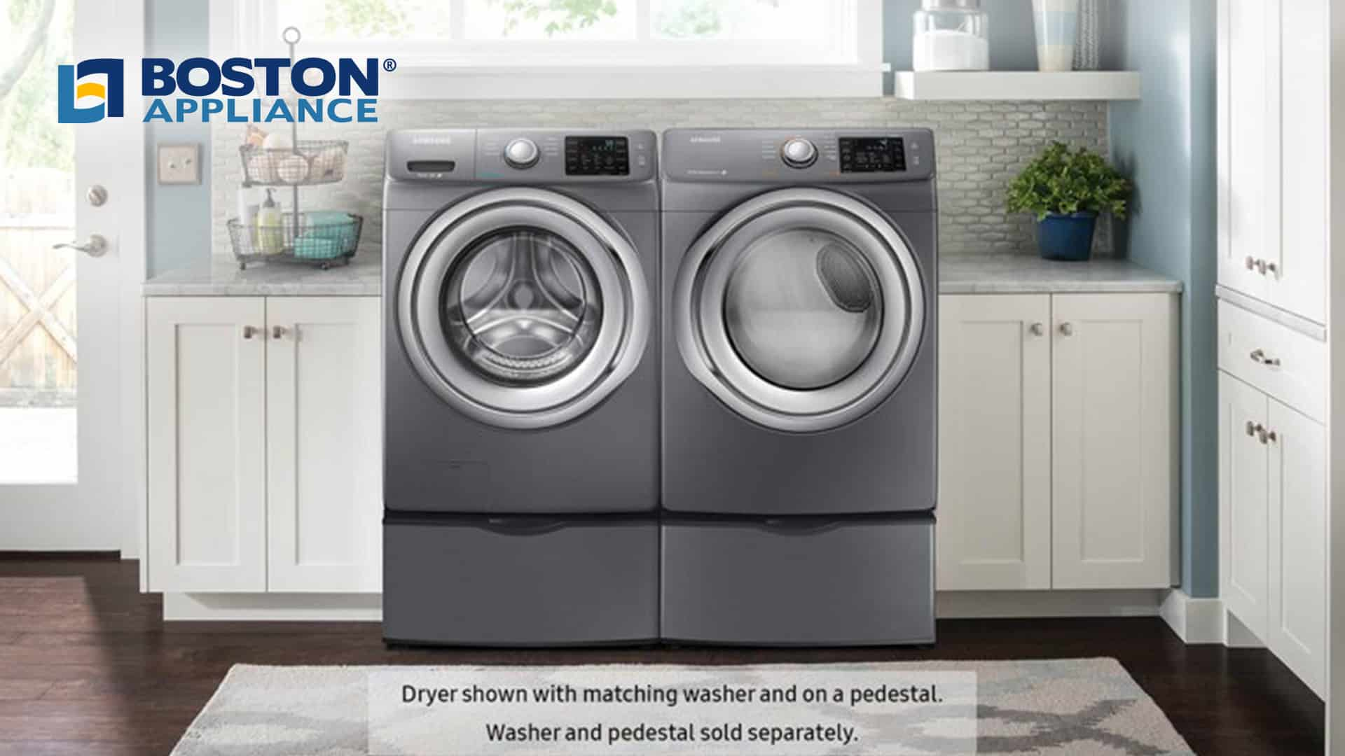 stainless shop energy and laundry pedestal electric ft stackable com dryer lowes samsung cu rebate at steel black washer pl star