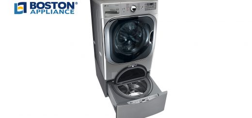 LG Steam Washer WM8100HVA