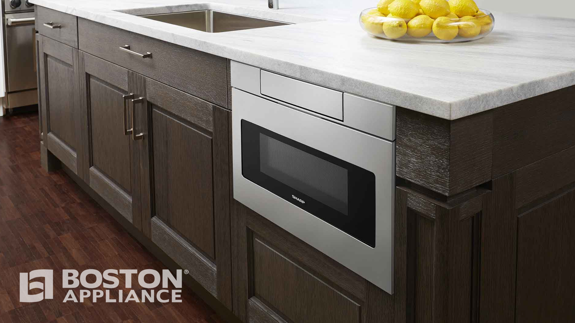 Sharp Stainless Steel Microwave Drawer Oven