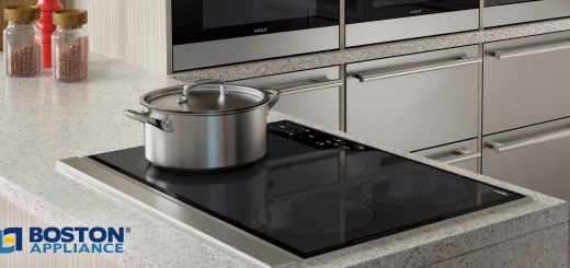 Induction Cooktops at Boston Appliance