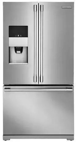 electrolux french door fridge