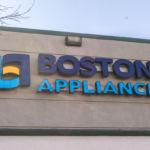 Boston Appliance Showroom