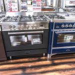 Verona and Ilve at Boston Appliance