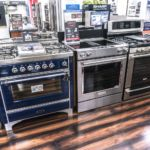 Ilve, KitchenAid, and Electrolux at Boston Appliance