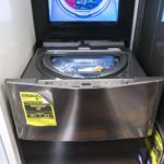 LG Washer at Boston Appliance