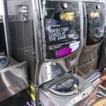 LG Washer & Dryer at Boston Appliance