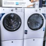 Electrolux Washer & Dryer at Boston Appliance