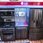 LG Black Stainless Steel